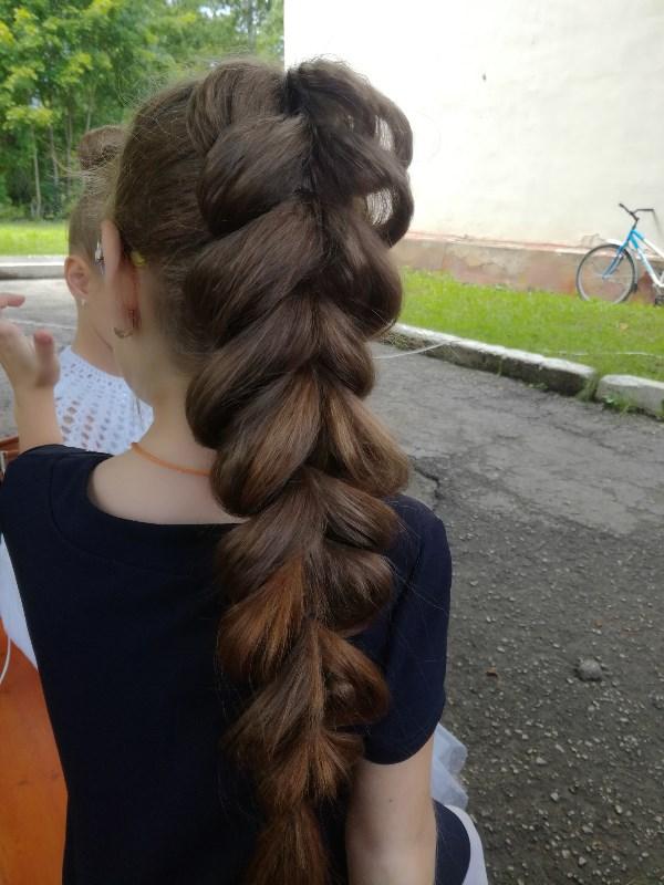 Длинные волосы+умелые руки