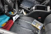 Возле поста ДПС в Плавске столкнулись три иномарки и фура, Фото: 22