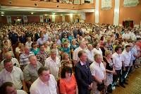 Юрий Андрианов поздравил тульских железнодорожников с профессиональным праздником, Фото: 2