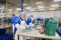 Дмитрий Миляев посетил предприятие по производству замороженной рыбы и полуфабрикатов, Фото: 5