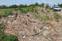 В тульском Заречье жители год добиваются ликвидации ядовитой свалки, Фото: 33