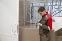 В Туле в манеже «Арсенала» завершается монтаж госпиталя для больных коронавирусом, Фото: 39