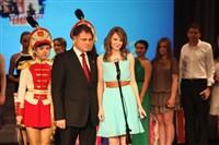 Владимир Груздев поздравил тульских выпускников-медалистов, Фото: 74