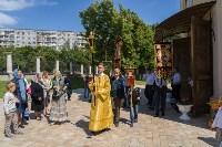 12 июля. Праздничное богослужение в храме Святых Петра и Павла, Фото: 170