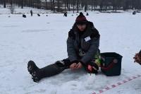 На Воронке состоялись соревнования по рыбной ловле на мормышку, Фото: 2