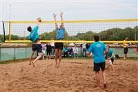 Пляжный волейбол в парке, Фото: 23