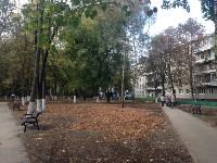 Открытие сквера на проспекте Ленина,133. 1.10.2015, Фото: 1