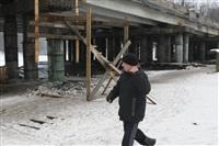 ДТП с участием «Газели» мосту через реку Воронку. 13 февраля 2014, Фото: 8