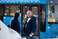Как в Туле дезинфицируют маршрутки и автобусы, Фото: 6