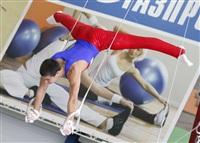 Первый этап Всероссийских соревнований по спортивной гимнастике среди юношей - «Надежды России»., Фото: 13