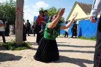 В Плеханово начали сносить дома в цыганском таборе, Фото: 117