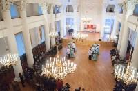 В колонном зале Дома дворянского собрания в Туле прошел областной кадетский бал, Фото: 21