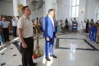 Колокольня Свято-Казанского храма в Туле обретет новый звук, Фото: 28