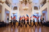В колонном зале Дома дворянского собрания в Туле прошел областной кадетский бал, Фото: 119
