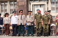 85-летие ВДВ на площади Ленина в Туле, Фото: 23