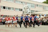 1 сентября в тульских школах прошли праздничные линейки , Фото: 2