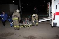 В Туле пожарные спасли двух человек, Фото: 19