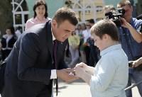 Алексей Дюмин поздравил жителей Новомосковска с Днем города, Фото: 8