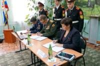 1 сентября в Первомайском кадетском корпусе, Фото: 5