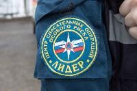 Взятие проб на радиацию в Тепло-Огаревском районе Тульской области, Фото: 4