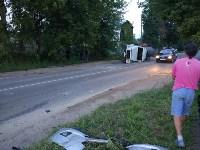 Авария на Мясново с автоцистерной, Фото: 6