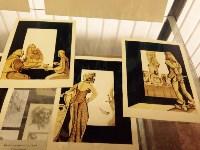 выставка тульского художника, пропавшего в Кармадоне с Сергеем Бодровым, Фото: 8