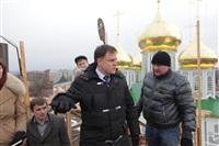 Осмотр кремля. 2 декабря 2013, Фото: 9