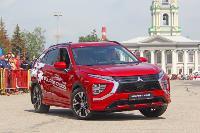 В День России тулякам показали мощь и красоту двух восхитительных новинок Mitsubishi, Фото: 20