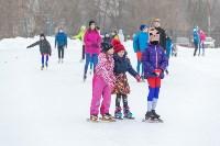 В Туле прошли массовые конькобежные соревнования «Лед надежды нашей — 2020», Фото: 13