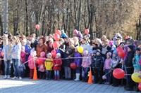 Первый этап эстафеты олимпийского огня: Пролетарский район, Фото: 6