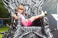 Железный трон в парке. 30.07.2015, Фото: 46