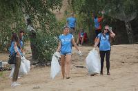 В Кондуках прошла акция «Вода России»: собрали более 500 мешков мусора, Фото: 63