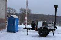 На федеральных трассах в Тульской области МЧС развернуло 10 пунктов обогрева, Фото: 7