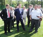 Встреча с жителями Привокзального района, Фото: 8