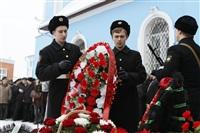 Никита Руднев-Варяжский, внук легендарного командира «Варяга» с визитом в Тульскую область, Фото: 30