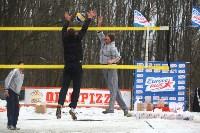 II-й турнир по волейболу на снегу., Фото: 4