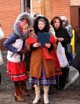 Кимовские новоселы получили ключи из рук губернатора Владимира Груздева, Фото: 5