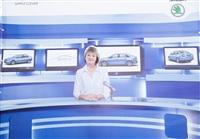 В автосалоне «Арсенал-Авто» прошла презентация новой модели ŠKODA Rapid , Фото: 4