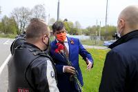 Тульские байкеры почтили память героев в Ясной Поляне, Фото: 13