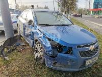 На Щекинском шоссе в Туле произошло тройное ДТП, Фото: 7