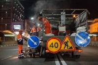 Нанесение дорожной разметки в Туле, Фото: 12