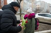 Пролетарский глава Сергей Шестаков поднял тулячкам настроение, Фото: 39