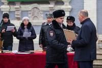 Митинг сотрудников ОВД в Тульском кремле, Фото: 41