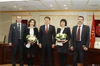 Губернатор вручил премии региона в сфере науки и техники, Фото: 17
