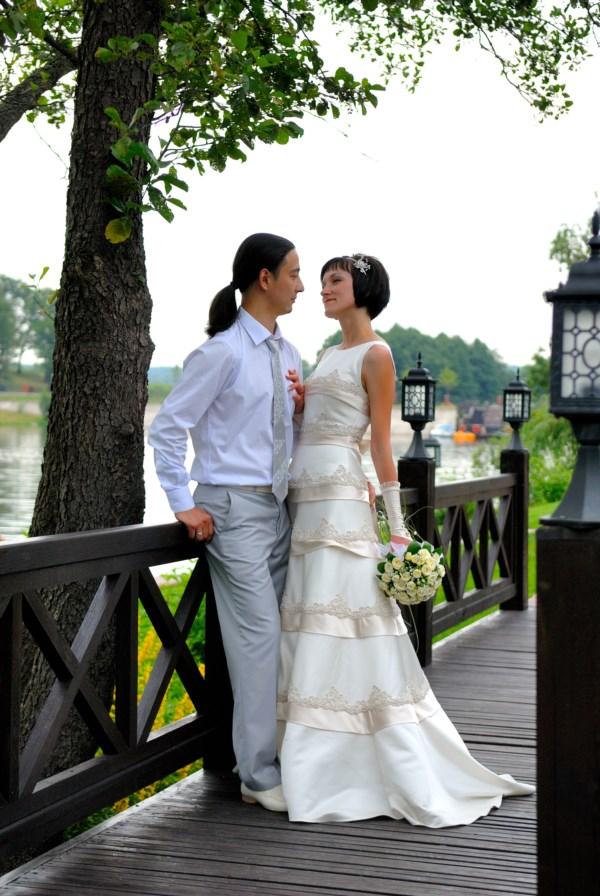 Я и мой муж, 2010 год))))))
