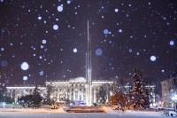 Вечерний снегопад в Туле, Фото: 6