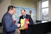 Брифинг руководстав ПФК «Арсенал» с СМИ Тулы, Фото: 13