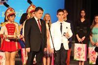 Владимир Груздев поздравил тульских выпускников-медалистов, Фото: 46