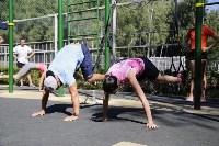 """Тренировка """"Тулицы"""" в парке, Фото: 63"""