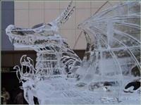 Ледяные скульптуры, Фото: 11